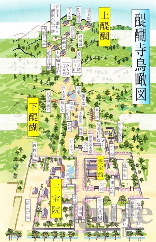 Daigoji_map