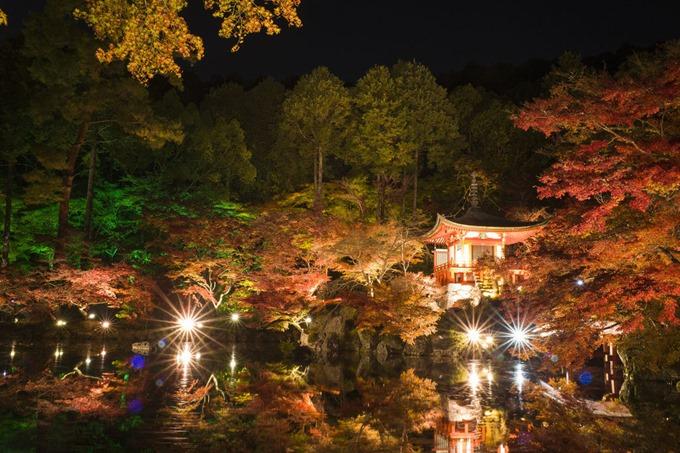 Kyoto_Daigoji_Evening